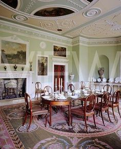 interior pictures of homes saltram house robert adam interior historical 18990