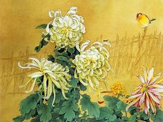 chinese floral paintings에 대한 이미지 검색결과