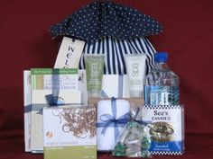 ideas for gift bags