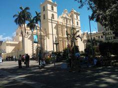Catedral de tegucigalpa