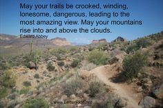 Alfa Img Showing Mountain Bike Trail Quotes