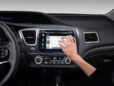 Honda Evolves In-Car Connectivity with New Display Audio Touch-Screen Interface and Next Generation HondaLink™ Technology - NewsCanada-PLUS ...