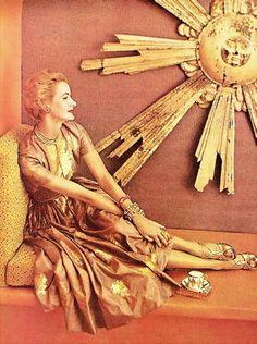 Sunny Harnett, Vogue 1953