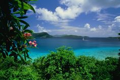 i want to go to there.  st johns islands, us vi