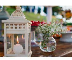 Festa de casamento rústica de Fabiana e Anderson