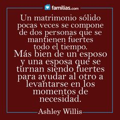 Amor / Frases www.familias.com Smart Quotes, True Quotes, I Love My Hubby, Christian Messages, Inspirational Quotes, Motivational Quotes, Love Phrases, Wedding Quotes, Love Messages
