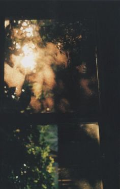 window   blurry