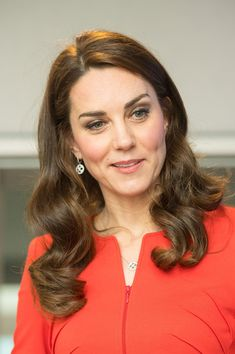 Kate Middleton Photos Photos - Catherine, Duchess of Cambridge attends the official opening of The Global Academy in support of Heads Together at The Global Academy on April 20, 2017 in Hayes, England. The Global Academy is a state school founded and operated by Global, The Media & Entertainment Group and will educate students for careers in broadcast and digital media. - The Duke & Duchess Of Cambridge And Prince Harry Officially Open The Global Academy
