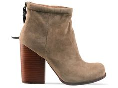 Jeffrey Campbell Rumble in Taupe at Solestruck.com