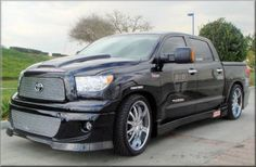 toyota tundra crewmax double cab custom - Google Search