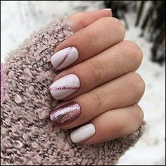 142 first-class bridal nail art designs inspired by spring page 08 in 2019 - New Ideas - Trend Spring Nails Coffin 2019 Fancy Nails, Pink Nails, My Nails, Shellac Nails, Nails 2017, Nail Manicure, Best Acrylic Nails, Acrylic Nail Designs, Shellac Nail Designs