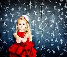 Chalkboard Cloth Backdrop - bought from Hart's Fabric http://www.hartsfabric.com/erasable-chalk-cloth-chalkcloth-fabric53297.html - Photo from Emmy Belding on Made By Lex