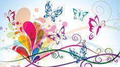 Loving butterflies (1920x1080, butterflies)  via www.allwallpaper.in
