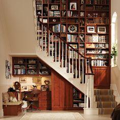 Indeling boekenwand