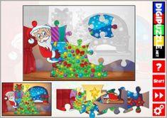 Christmas Jigsaw Puzzles Christmas Jigsaw Puzzles, Christmas Games, Kids Rugs, Cartoon, Play, Decor, Decoration, Kid Friendly Rugs, Cartoons