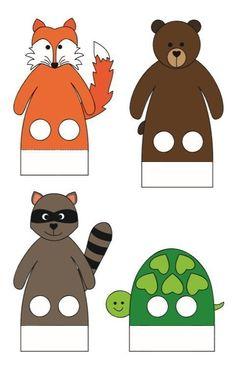 Ideas Crafts Pattern Finger Puppets 2020 for Kids Kindergarten Fine Motor Activities For Kids, Creative Activities, Infant Activities, Art Activities, Sequencing Activities, Art Drawings For Kids, Art For Kids, Projects For Kids, Crafts For Kids