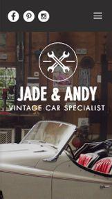 Garage Macchine Vintage