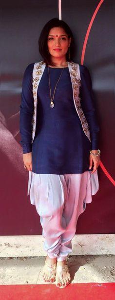 Sandhya Mridul in Payal Singhal