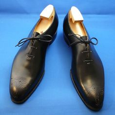 The Only Dress Shoe Ever Really Needed – The Black Wholecut – The Shoe Snob Blog