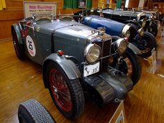MG J4 750 ccm 75 PS 1933