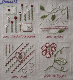 brazilian embroidery for beginners Brazilian Embroidery Stitches, Types Of Embroidery, Hand Embroidery Stitches, Silk Ribbon Embroidery, Hand Embroidery Designs, Cross Stitch Embroidery, Embroidery Patterns, Embroidery Sampler, Embroidery Thread