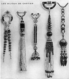 """Journal """"la Rennaissance"""" de 1925 - les bijoux de CARTIER  (hva)"""