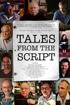 Tales from the Script: 50 Hollywood Scrrenwriters Share Their Stories