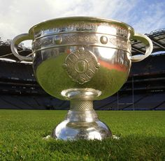 The Sam Maguire cup