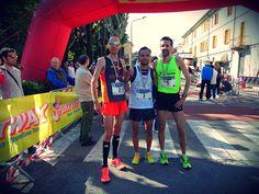 MMT 2017 Mezza Maratona di Trecate 2° assoluto e titolo provinciale di categoria