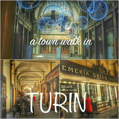 What you can see on city walk while visiting Turin.