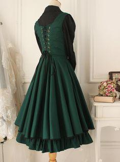 Gothic Lolita Dress, Red Fashion, Skin Tight, Versailles, Dress P, Costumes, Female, Retro, Elegant