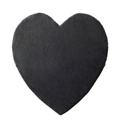 Slate Heart Mat ($11) ❤ liked on Polyvore featuring home, fillers, backgrounds, decor and art