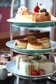 Afternoon Tea at Fortnum & Mason, London