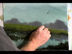 Playing now on http://www.ArtistsNetwork.tv, this collection of six exercises in acrylic shows you how to capture the intricacies of reflections on water, for lovely, realistic results. Artist Jerry Yarnell starts out with examples to help you understand how reflections work, then moves on to complete a pond scene, showing how to paint different...