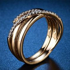 Diamond Twisted Ring Accents Wedding Estate 14k White Gold Ladies Si1 2.39 Ct Warm And Windproof Fine Jewelry