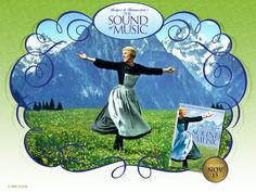 I love musicals from the 30s though 60s like this movie the Sound of Music :)
