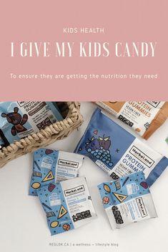 I Give My KidsCandy