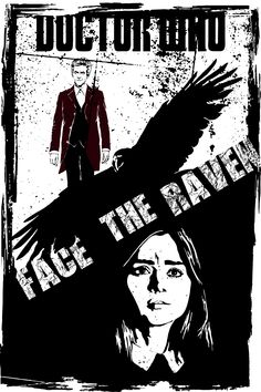 """Doctor Who """"Face The Raven"""" Poster - """"mad42sam"""" on Tumblr"""