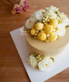 Done by student from Malaysia (베러 심화클래스/Advanced course) www.better-cakes.com…