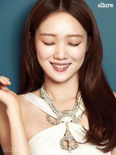 Lee Sung Kyung Allure Korea February 2017