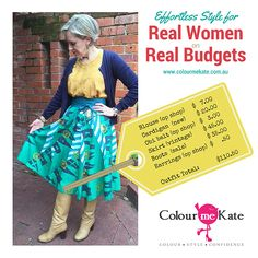 Colour me Kate | Image Consultant | Perth, Western Australia. | Effortless Style for Real Women on Real Budgets