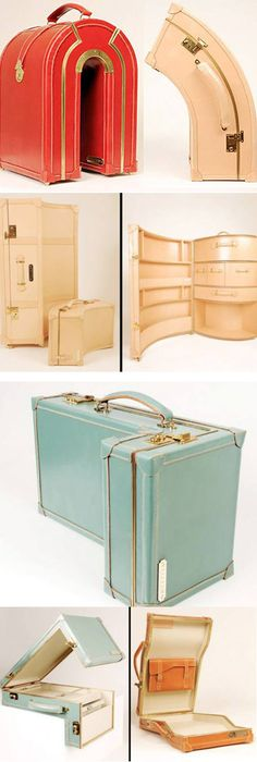 12 Creative Baggages and Suitcases Designs (baggages, cool suitcases) - ODDEE