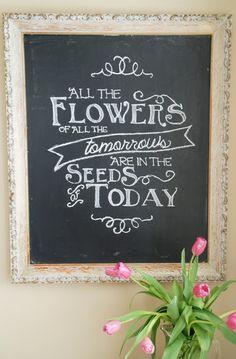 {Ella Claire}: Chalkboard