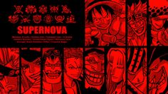 The 11 Supernovas - One Piece by Paxxy on DeviantArt