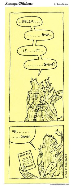 Ent Problems Savage Chickens, Cool Cartoons, Middle Earth, Tolkien, Funny Stuff, Comics, Funny Things, Cartoons, Comic