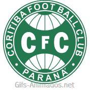 Escudo do Coritiba Foot Ball Club gif animado