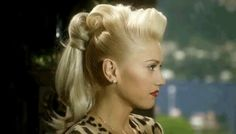 Gwen Stefani is one of the coolest girls ever. Rock star meets girl next door.