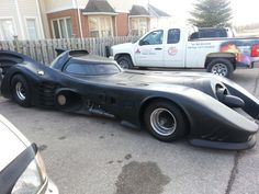 Look! It's the Bat-Mobile! Guess even batman needs help on occasion! Batmobile, Fun Stuff, Batman, In This Moment, Fun Things