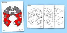 A lovely resource containing a jacket to print and make to turn Bee-Bot into a ladybird! Computer Science, Detective, Bee, Jacket, Grid, Floor, Tecnologia, Pavement, Honey Bees