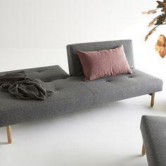 Asmund Sofa - Grey - by innovation living